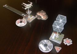 X-wing: rebeliant ucieka...